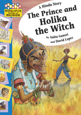 A Hindu Story: The Prince and Holika the Witch (BOK)