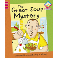 The Great Soup Mystery (BOK)