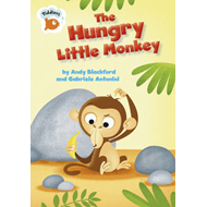 The Hungry Little Monkey (BOK)