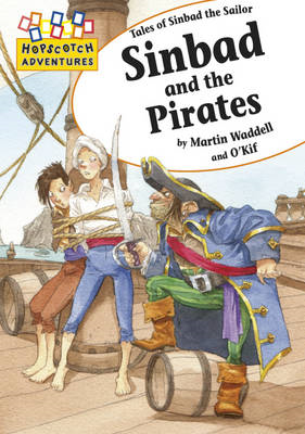 Sinbad and the Pirates (BOK)