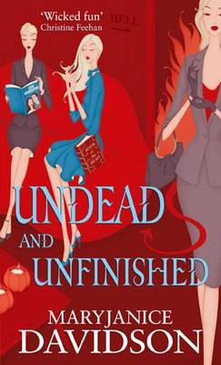 Undead and Unfinished (BOK)