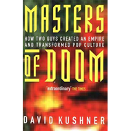 Produktbilde for Masters Of Doom - How two guys created an empire and transformed pop culture (BOK)