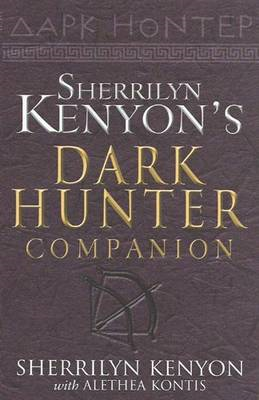 The Dark-hunter Companion (BOK)