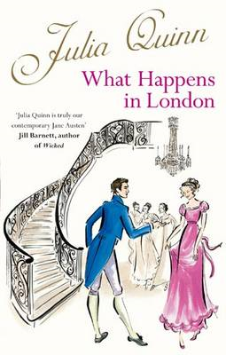 What Happens in London (BOK)
