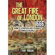 All About the Great Fire of London 1666 (BOK)