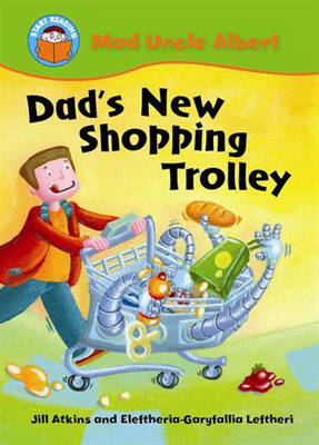 Dad's New Shopping Trolley (BOK)