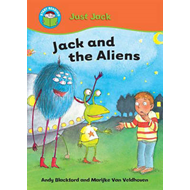 Jack and the Aliens (BOK)