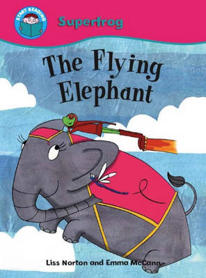 The Flying Elephant (BOK)