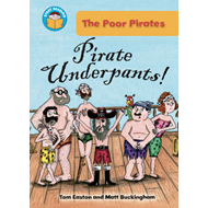 Pirate Underpants! (BOK)