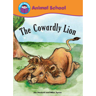 The Cowardly Lion (BOK)