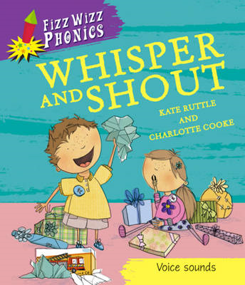 Whisper and Shout (BOK)