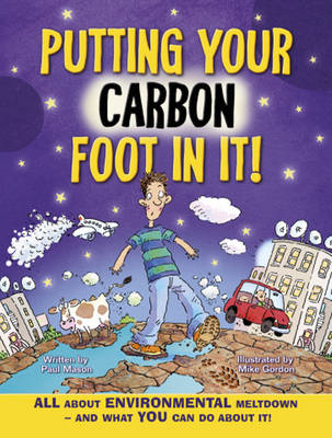 Putting Your Carbon Foot in it (BOK)
