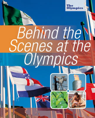 Behind the Scenes at the Olympics (BOK)