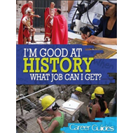 I'm Good At History, What Job Can I Get? (BOK)
