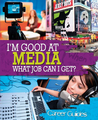 Media What Job Can I Get? (BOK)