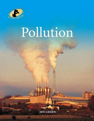 Geography Detective Investigates: Pollution (BOK)
