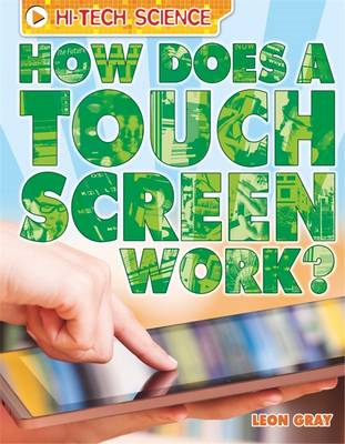 How Does a Touch Screen Work? (BOK)