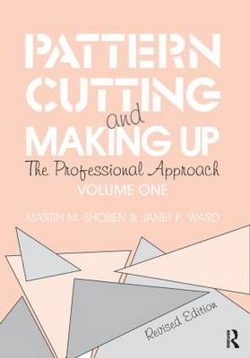 Pattern Cutting and Making Up (BOK)