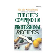 The Chef's Compendium of Professional Recipes (BOK)