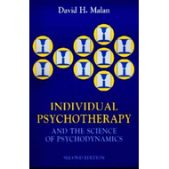 Individual Psychotherapy and the Science of Psychodynamics (BOK)