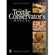 The Textile Conservator's Manual (BOK)