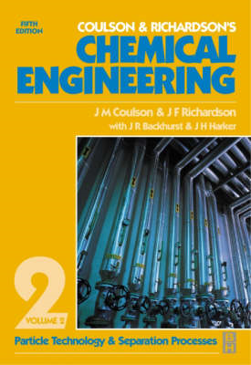 Chemical Engineering Volume 2 (BOK)