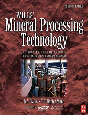 Wills' Mineral Processing Technology (BOK)
