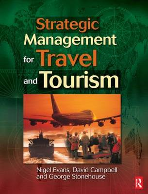 Strategic Management for Travel and Tourism (BOK)