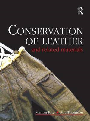 Conservation of Leather and Related Materials (BOK)