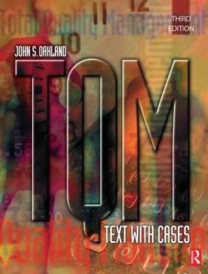 TQM: Text with Cases (BOK)
