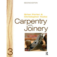 Carpentry and Joinery 3, 2nd ed (BOK)