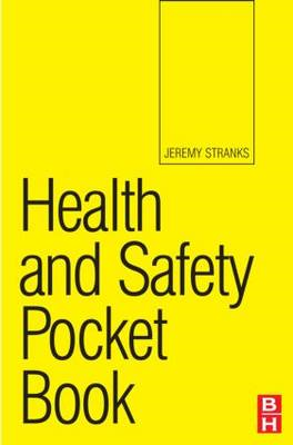 Health and Safety Pocket Book (BOK)