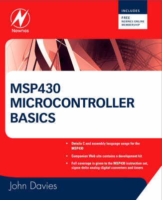 MSP430 Microcontroller Basics (BOK)