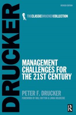 Management Challenges for the 21st Century (BOK)