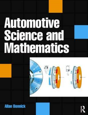 Automotive Science and Mathematics (BOK)
