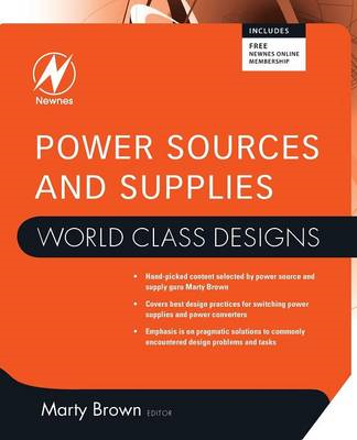 Power Sources and Supplies: World Class Designs (BOK)