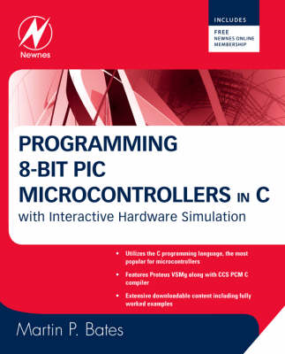 Programming 8-bit PIC Microcontrollers in C (BOK)