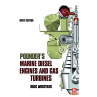 Pounder's Marine Diesel Engines and Gas Turbines (BOK)