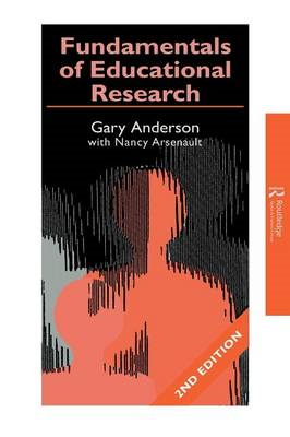 Fundamentals of Educational Research (BOK)