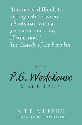 P.G. Wodehouse Miscellany (BOK)