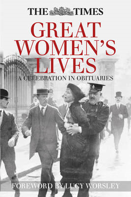Times Great Women's Lives (BOK)