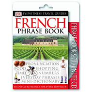 French Phrase Book and CD (BOK)