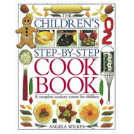 Children's Step-by-Step Cookbook (BOK)