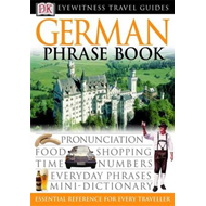 German Phrase Book: the Essential Words and Phrases for Every Traveller (BOK)