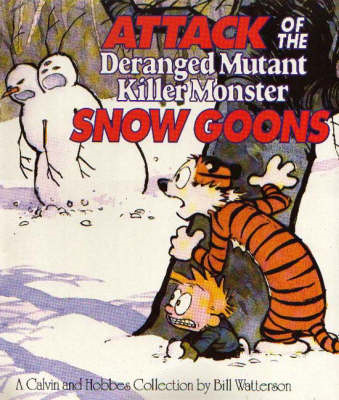 Attack of the Deranged Mutant Killer Monster Snow Goons (BOK)