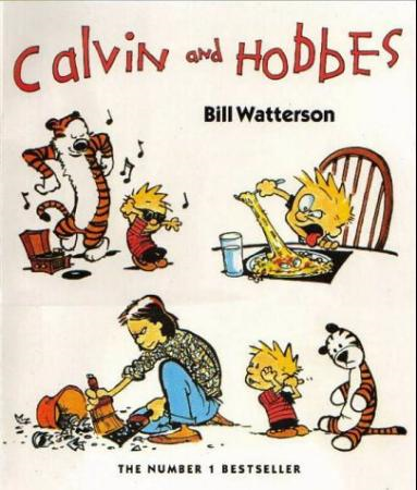 Calvin And Hobbes (BOK)