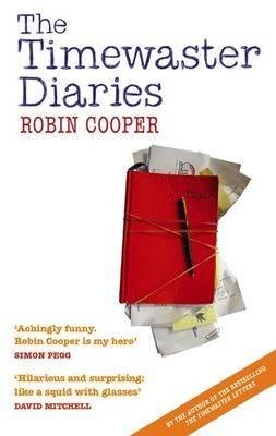 The Timewaster Diaries: A Year in the Life of Robin Cooper (BOK)