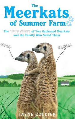 The Meerkats of Summer Farm: The True Story of Two Orphaned Meerkats and the Family Who Saved Them (BOK)