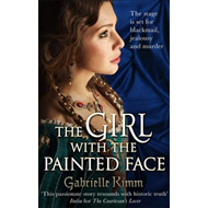 The Girl with the Painted Face (BOK)