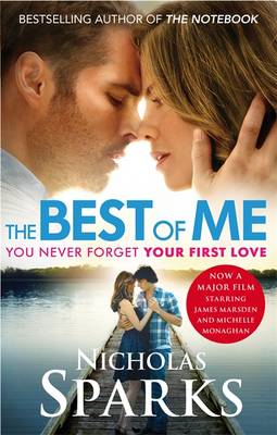 The Best Of Me - Film Tie In (BOK)